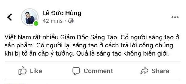 Denis Đặng bất ngờ bị nhạc sĩ Mew Amazing đá xéo sau lùm xùm đạo nhái.