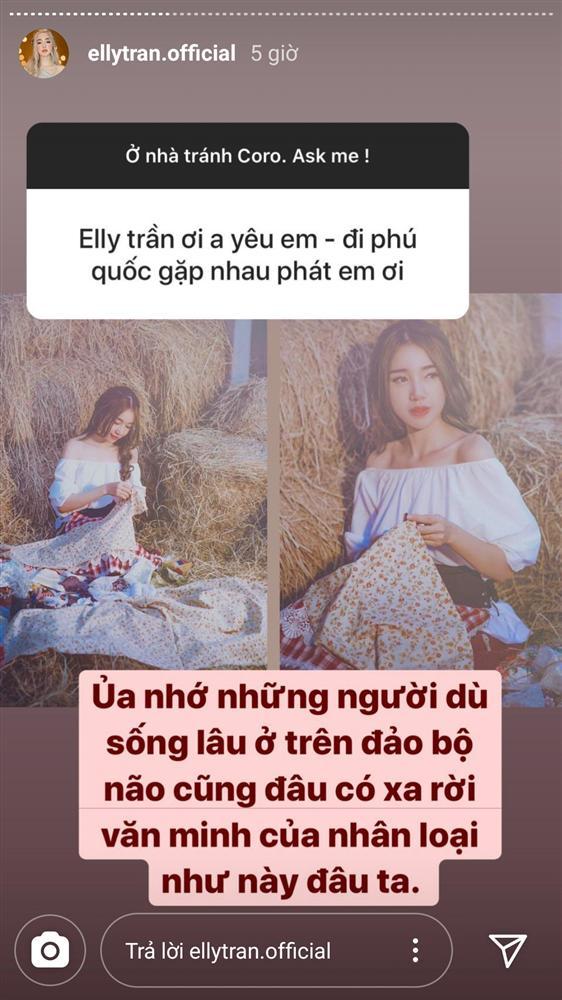 Elly Trần đáp trả người đàn ông lạ mặt khi rủ rê đi chơi hậu lùm xùm bị chồng tây cắm sừng