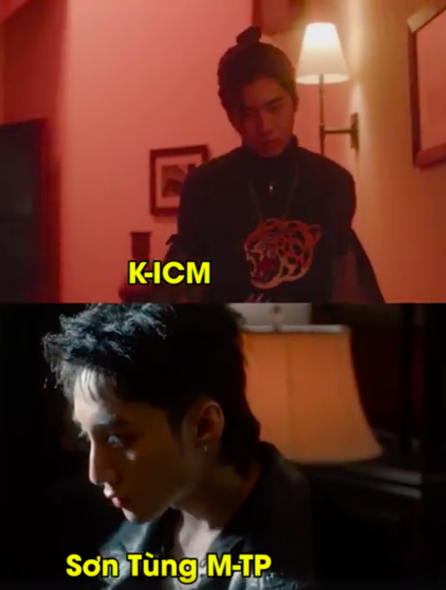 MV mới của K-ICM tiếp tục bị tố đạo nhái Chạy Ngay Đi của Sơn Tùng M-TP?