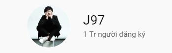 Kênh YouTube của Jack cán mốc 1 triệu subscribers nhanh nhất Việt Nam