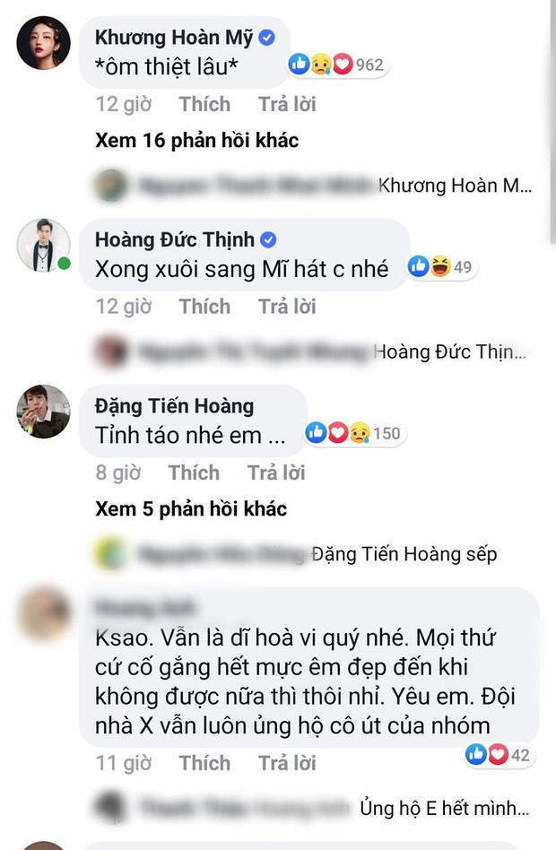 Sao Việt đồng loạt lên tiếng ủng hộ LyLy và Orange: Mew Amazing rủ về chung nhà, Andiez, Viruss dặn dò đáng chú ý