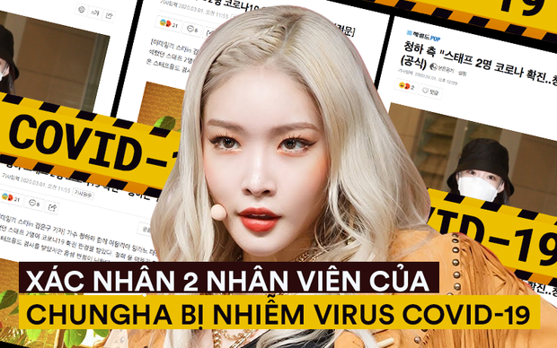 Nhân viên Chungha nhiễm virus COVID-19, Song Hye Kyo, Lisa (BLACKPINK) và cả dàn sao Hàn dự Milan Fashion Week bị réo gọi