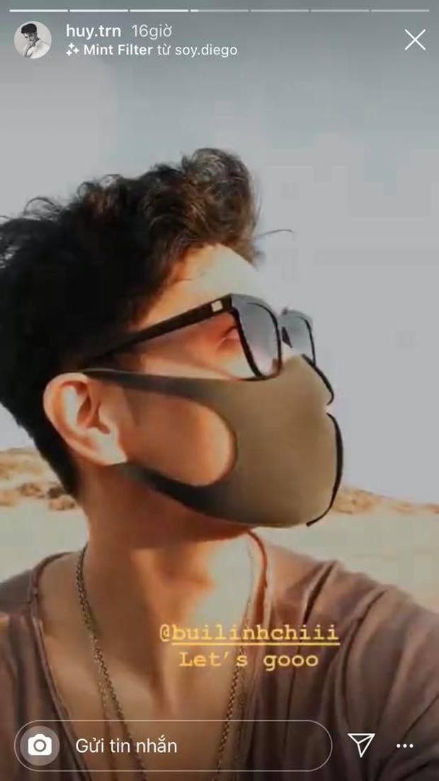 Mỹ nam Người ấy là ai Huy Trần lên tiếng về tin đồn hẹn hò Hương Giang