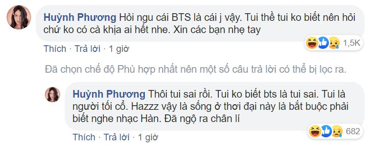 """Bị chỉ trích vì nhắc đến BTS, Vinh Râu (FapTV): """"BTS bị ghét đa số là nhờ fan"""""""