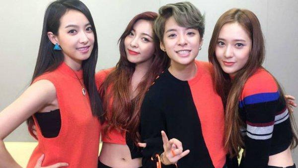 Fanpage F(x) bất ngờ thay đổi giao diện, SM đang tính cho girlgroup comeback?