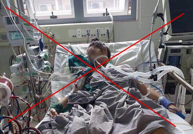 Nữ bệnh nhân nhiễm Covid-19 có biểu hiện stress vì đọc thông tin cộng đồng mạng bày tỏ thái độ giận dữ với mình