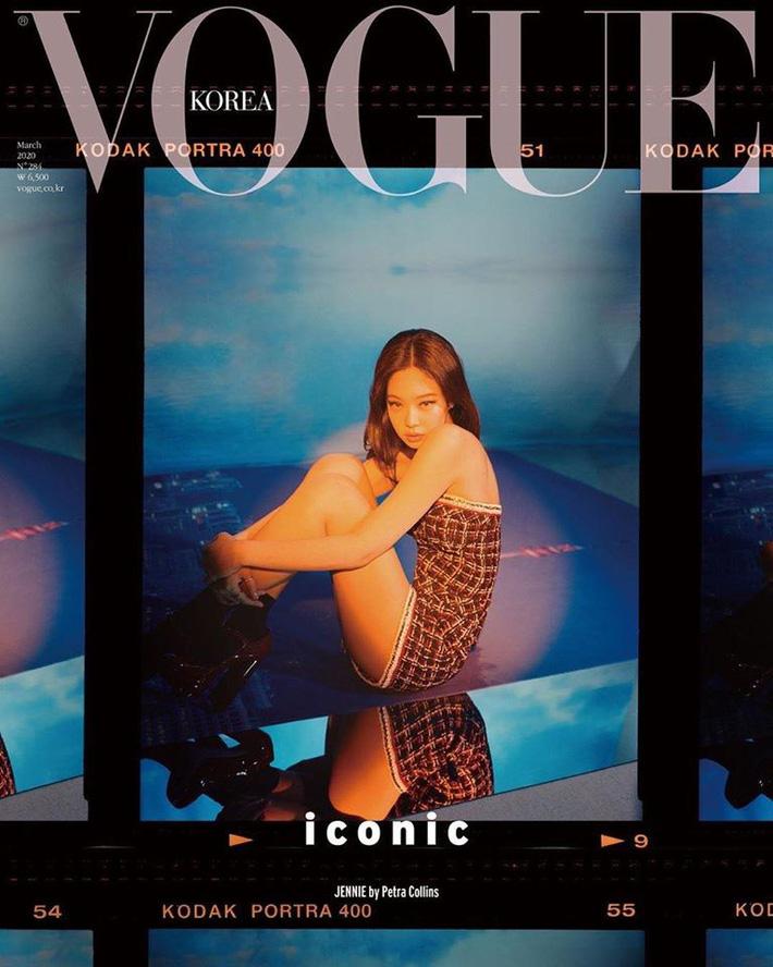 Jennie là nghệ sĩ Hàn đầu tiên lên trang bìa cả 6 tạp chí danh giá nhất Hàn Quốc