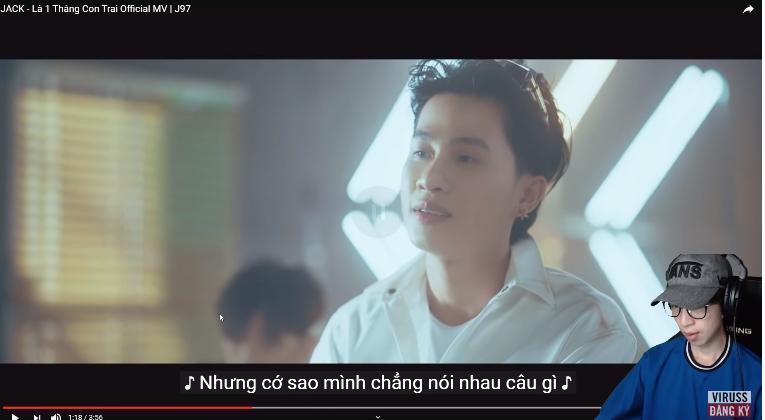 HOT: ViruSs reaction MV mới của Jack, tiết lộ về dự án Đom đóm và hứa sẽ giúp đỡ hết mình