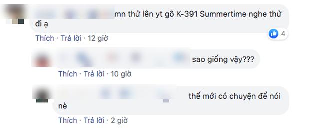 MV chính thức còn chưa phát hành, K-ICM đã vướng nghi vấn đạo nhạc nước ngoài