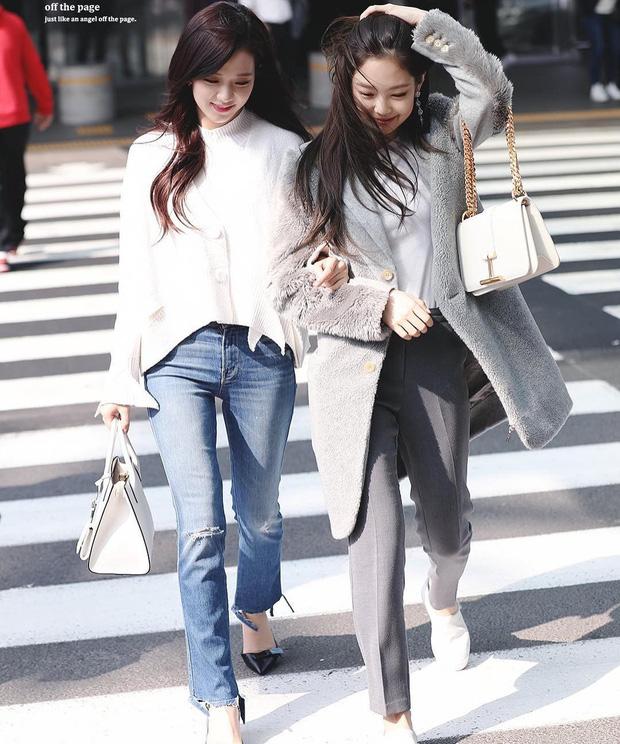 Dàn mỹ nhân Kpop khi diện quần jeans áo trắng: Thước đo nhan sắc chuẩn là đây, một mỹ nhân nhờ vậy mà bỗng nổi sau 1 đêm