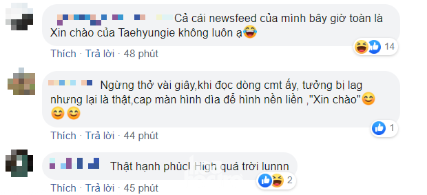 Mỹ nam V (BTS) bất ngờ chào fan bằng tiếng Việt, nghi vấn sắp tổ chức concert tại Việt Nam?