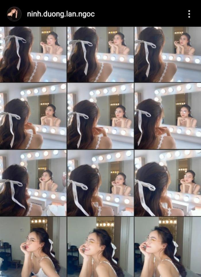 Bắt chước chút style của Jennie (BLACKPINK), Lan Ngọc vẫn đẹp theo cách rất riêng