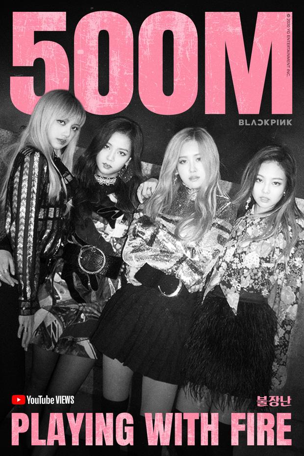 BLACKPINK bỏ túi thêm 1 MV nửa tỷ view trước thềm comeback