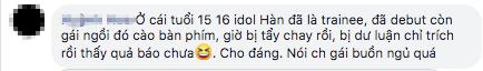 Cô Hồng Mắt Biếc Thảo Tâm bị fan SNSD tấn công vì bình luận mỉa mai Taeyeon 5 năm trước