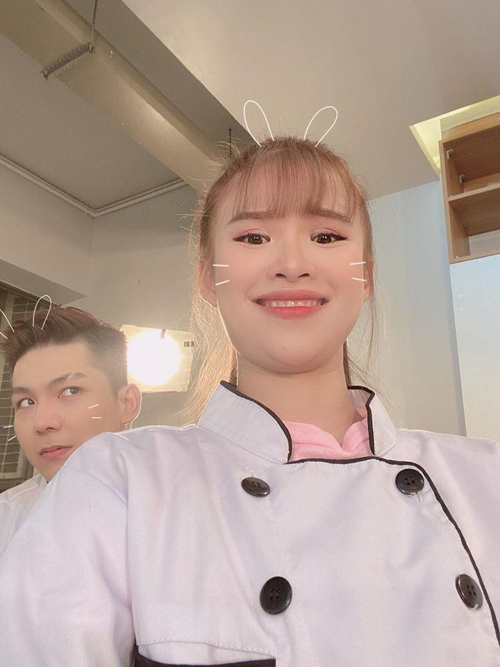 Vợ chồng Khởi My - Kelvin Khánh đều tăng cân sau mùa dịch: Người lộ nọng, người phát tướng thấy rõ