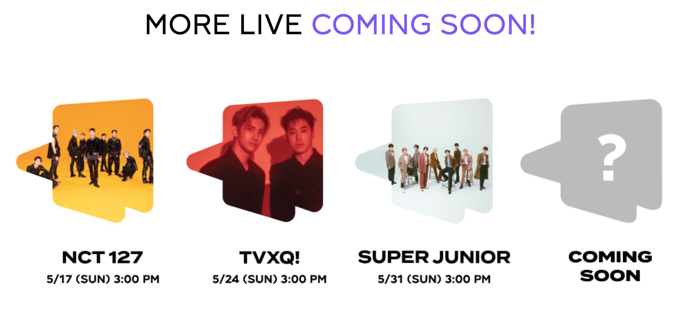 """TVXQ! tiết lộ danh sách loạt ca khúc hit đình đám được biểu biễn trong online concert """"Beyond the T"""""""