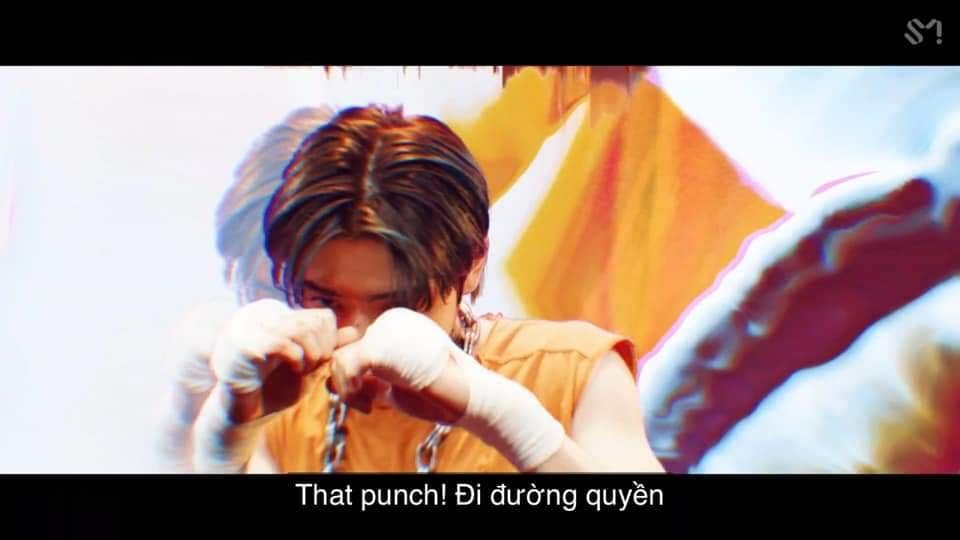 Fan ngã ngửa khi thấy NCT 127 đi đường quyền theo cô Minh Hiếu ngay trong MV mới
