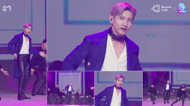 Online concert của TVXQ! mãn nhãn fan Việt, 2 thành viên nói xin chào trên sân khấu livestream thế giới