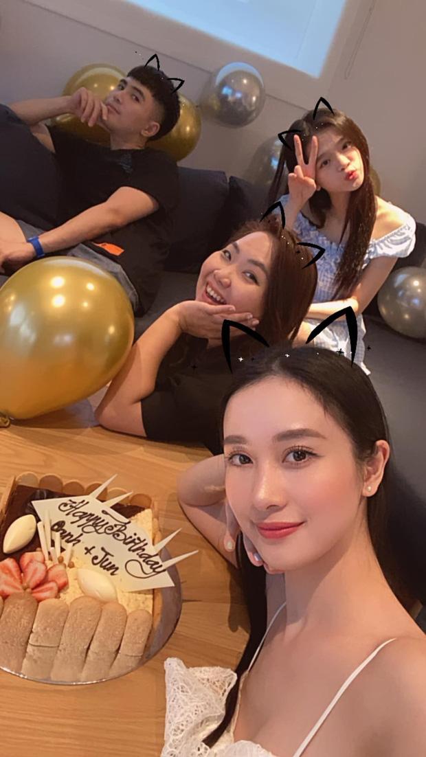 Giữa tin đồn hẹn hò, Will và Linh Ka sánh đôi tại tiệc sinh nhật Jun Vũ