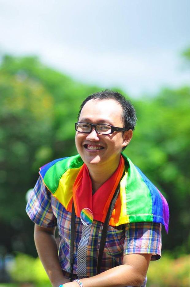 Người ấy là ai: Nhà hoạt động vì quyền LGBT phản hồi Hương Giang, đề xuất cụm từ Giới tính thứ 3 nên đổi thành Cong