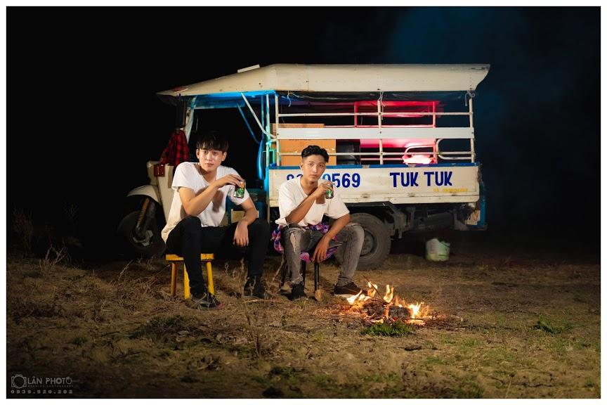 Sau MV Đoạn tình phai, Anh Rồng tiếp tục chơi lớn hợp tác cùng rapper Sakhar - G5R cho ra mắt MV mới