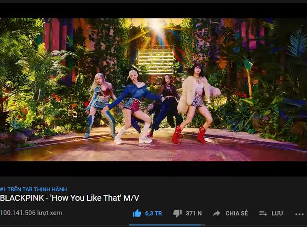 How You Like That phá kỷ lục MV đạt 100 triệu lượt xem nhanh nhất thế giới