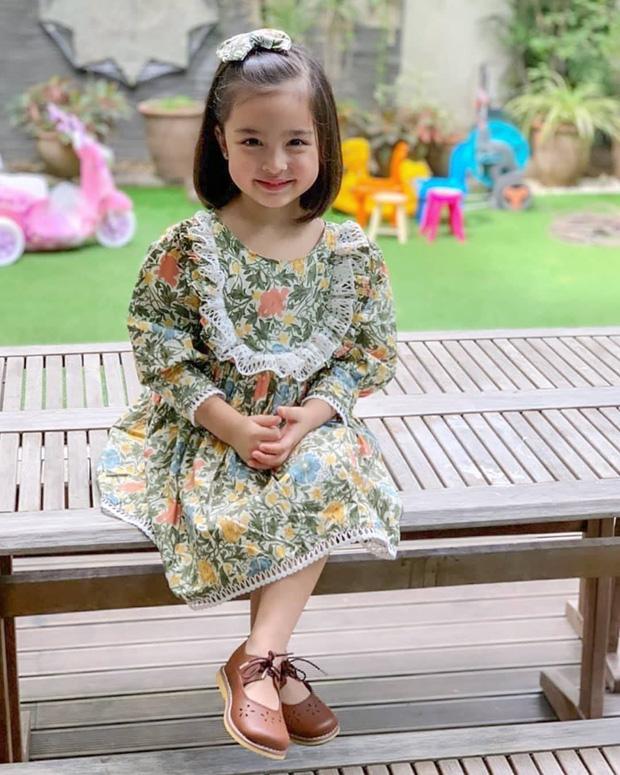 Con gái mỹ nhân đẹp nhất Philippines khiến nửa triệu người phát sốt chỉ với 1 bức ảnh, bảo sao cát-xê cao hơn cả mẹ