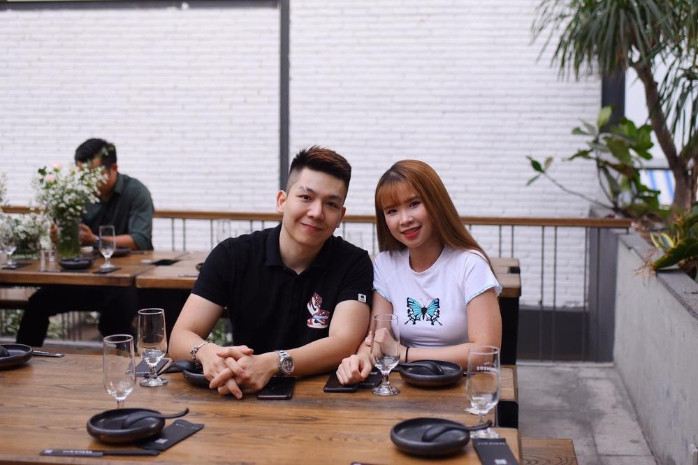 Sau 2 năm về chung nhà, Kelvin Khánh được Khởi My chăm bẵm kĩ càng đến phát tướng