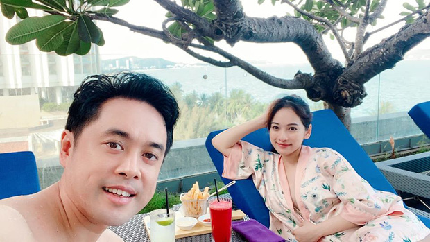 Dương Khắc Linh nghiện vợ không lối thoát: Đăng ảnh vợ bụng bầu rồi khen hết lời, nhìn kỹ đúng là đẹp thật!