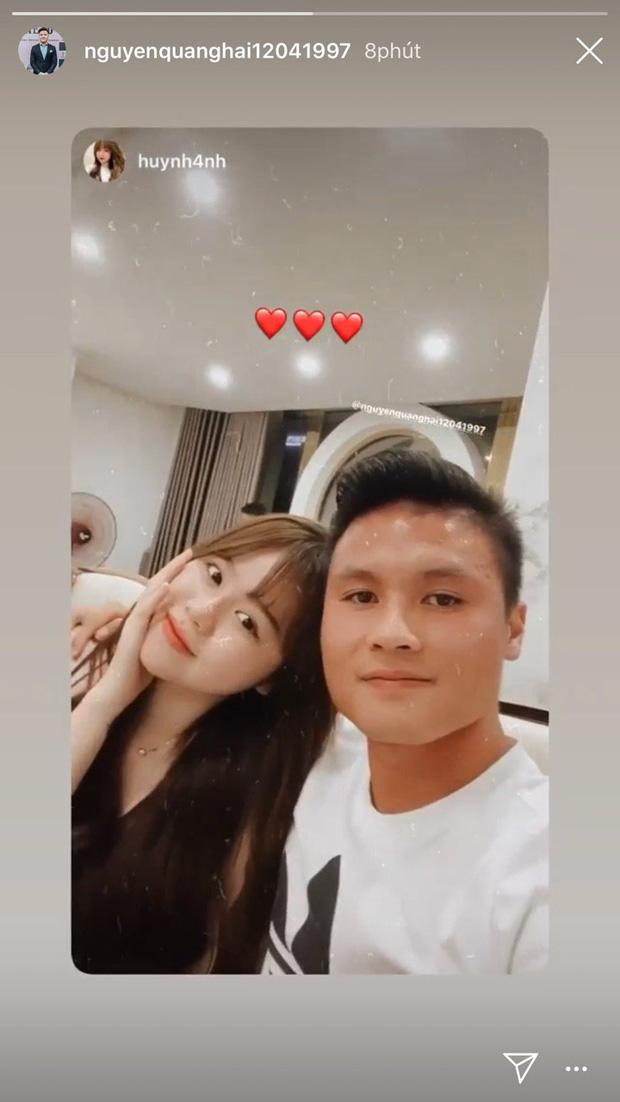 """Huỳnh Anh (bạn gái Quang Hải) khiến fan hốt hoảng vì """"cắt phăng mái tóc dài"""""""