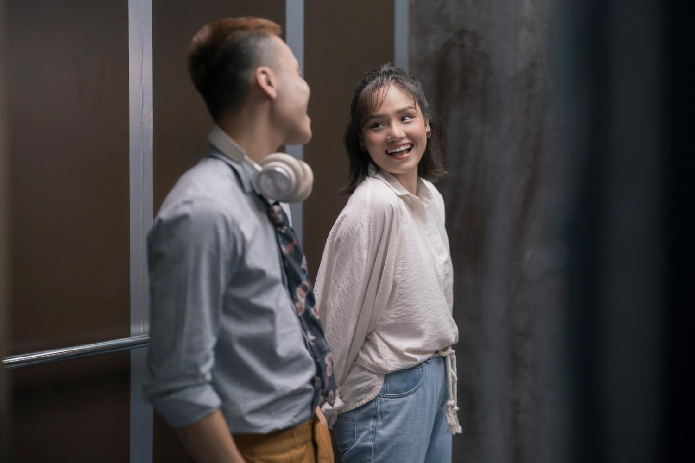 Lần đầu hợp tác, Da LAB và Miu Lê đã diễn xuất cực tình tứ loạt khoảnh khắc điện ảnh ấn tượng