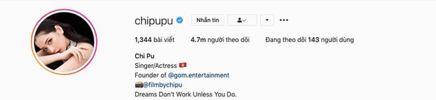 Ngọc Trinh đã chính thức vượt mặt Chi Pu trên Instagram: Khủng thứ 2 Vbiz, nhưng bao giờ thì đọ được với Sơn Tùng?