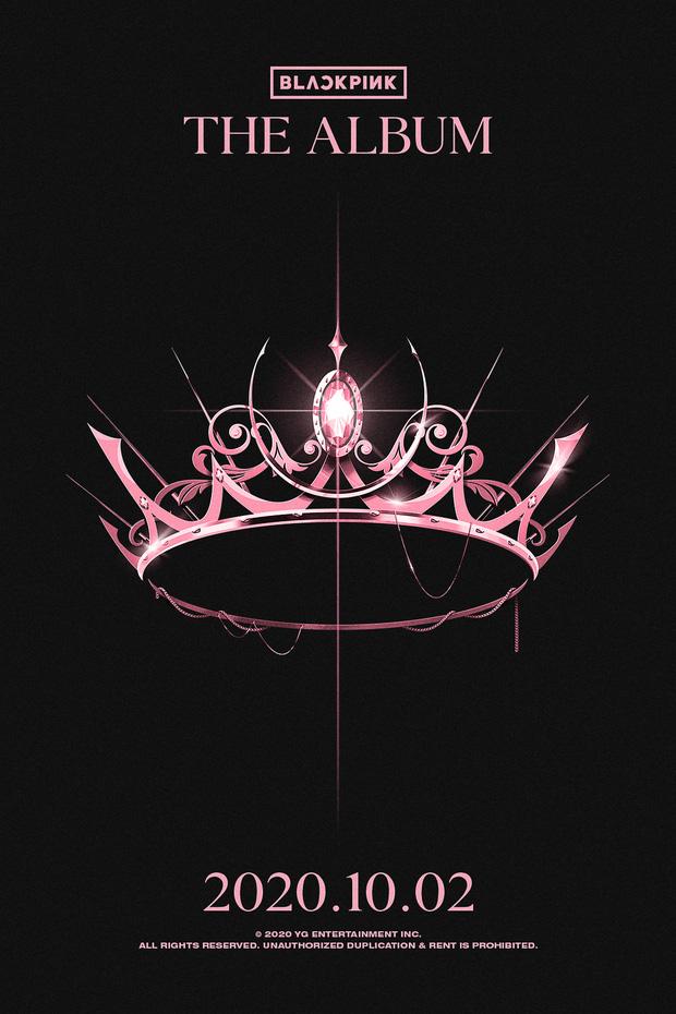 BLACKPINK xác nhận ra mắt single mới vào ngày 28/8, nghệ sĩ kết hợp vẫn là một ẩn số