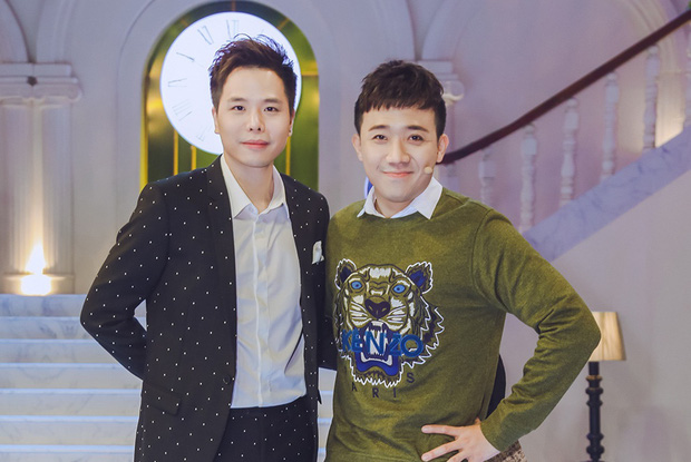 Trấn Thành gây tranh cãi khi làm MC Rap Việt, Trịnh Thăng Bình lên tiếng bênh vực đầy thuyết phục