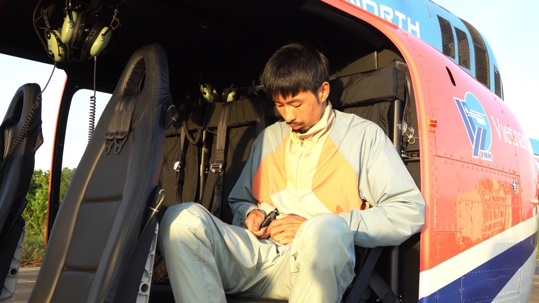 Chất chơi như Đen Vâu: Thuê trực thăng bay nửa ngày trời để ghi hình MV mới