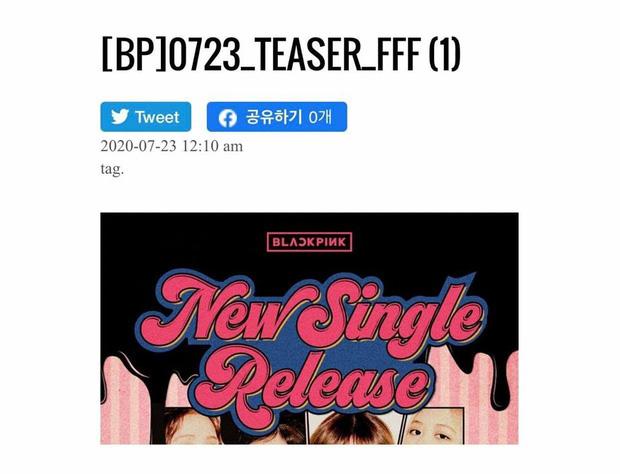 BLACKPINK tự nhiên công bố tên single hợp tác với Selena Gomez vào khung giờ kì dị, nhưng chẳng ai bất ngờ vì Jennie đã đi trước 1 bước!