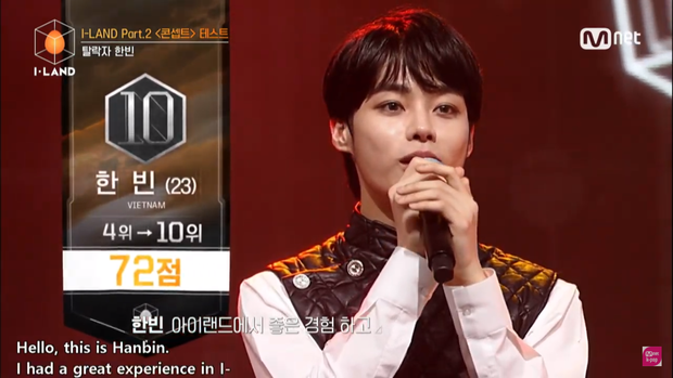 I-LAND: Đại diện Việt Nam Hanbin phải dừng chân trước thềm chung kết, khép lại ước mơ trở thành idol đàn em của BTS