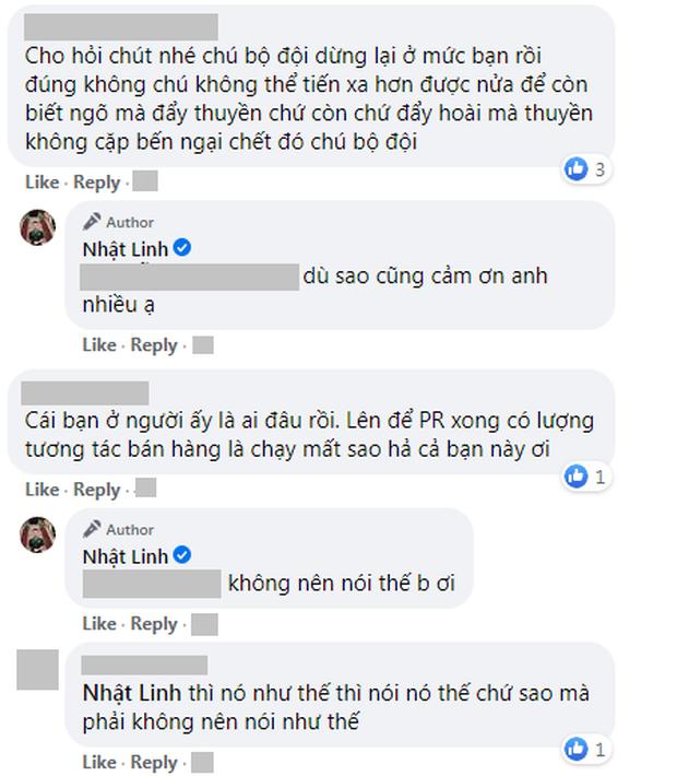 Chú bộ đội Nhật Linh liền lên tiếng bảo vệ Kiều Ly khi bị nói tham gia Người Ấy Là Ai để PR