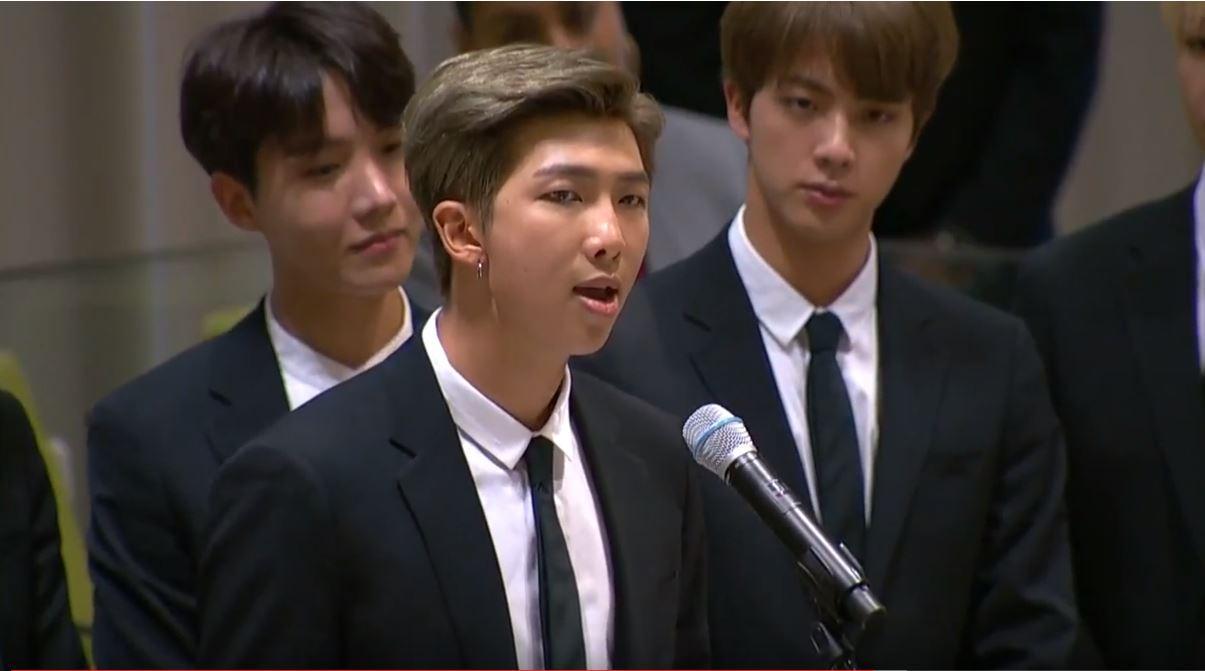 BTS được mời phát biểu tại Đại Hội đồng Liên hợp quốc lần thứ 75