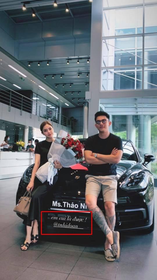 Thực hư chuyện Tống Đông Khuê tặng người yêu xe 5 tỷ: Bạn gái khẳng định tự mua, nam CEO xóa hết ảnh liên quan