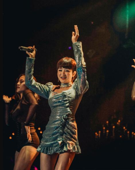 Đã lâu rồi Hiền Hồ mới hát live, nhiều khán giả thất vọng vì nghe khá fail