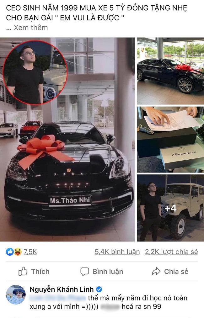 Bà xã Bùi Tiến Dũng bất ngờ khi biết năm sinh của Tống Đông Khuê, tiết lộ nam CEO toàn xưng anh khi học chung