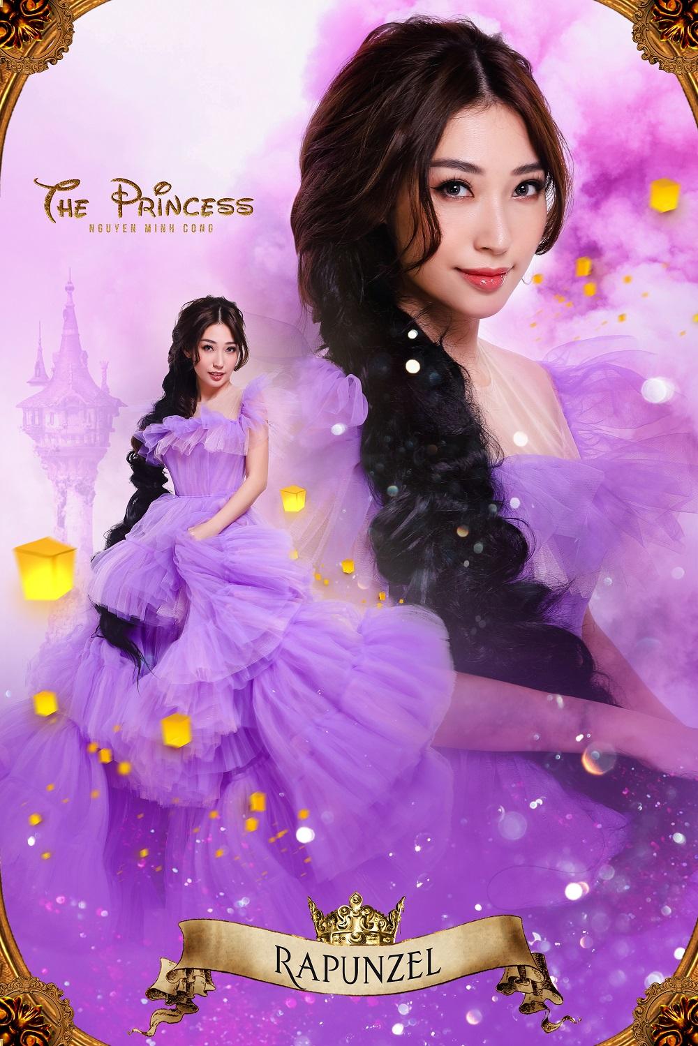 The Princess – Vũ trụ cổ tích của Nguyễn Minh Công hé lộ poster và trailer chính thức