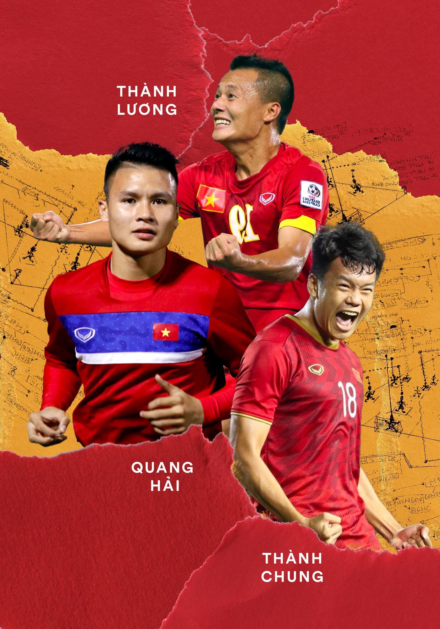 Quang Hải, Thành Chung, Thành Lương sẽ tham gia trận bóng giao hữu do Jack phát động để gây quỹ hỗ trợ miền Trung
