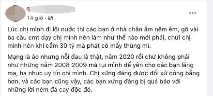 FC Thủy Tiên phản pháo dữ dội chuyện nữ ca sĩ bị sᴏɪ ᴠòɴɢ ? lúc đi làm từ thiện ở miền Trung