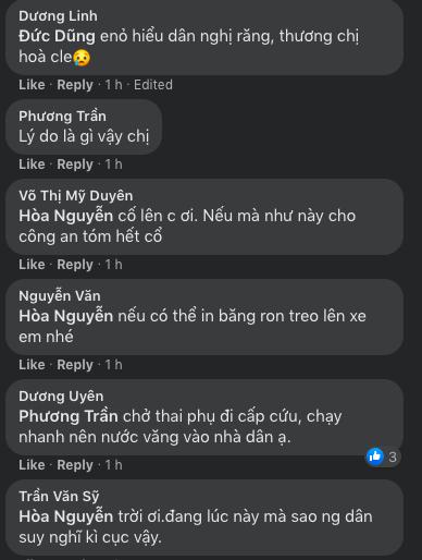 Netizen tức giận khi xe cứu trợ của Hoà Minzy bị ném đá dù nữ ca sĩ đã cầu xin