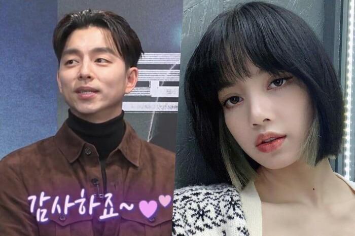 Fan rần rần chúc mừng Lisa (BLACKPINK) vì được Gong Yoo đáp lại sau màn thả thính công khai