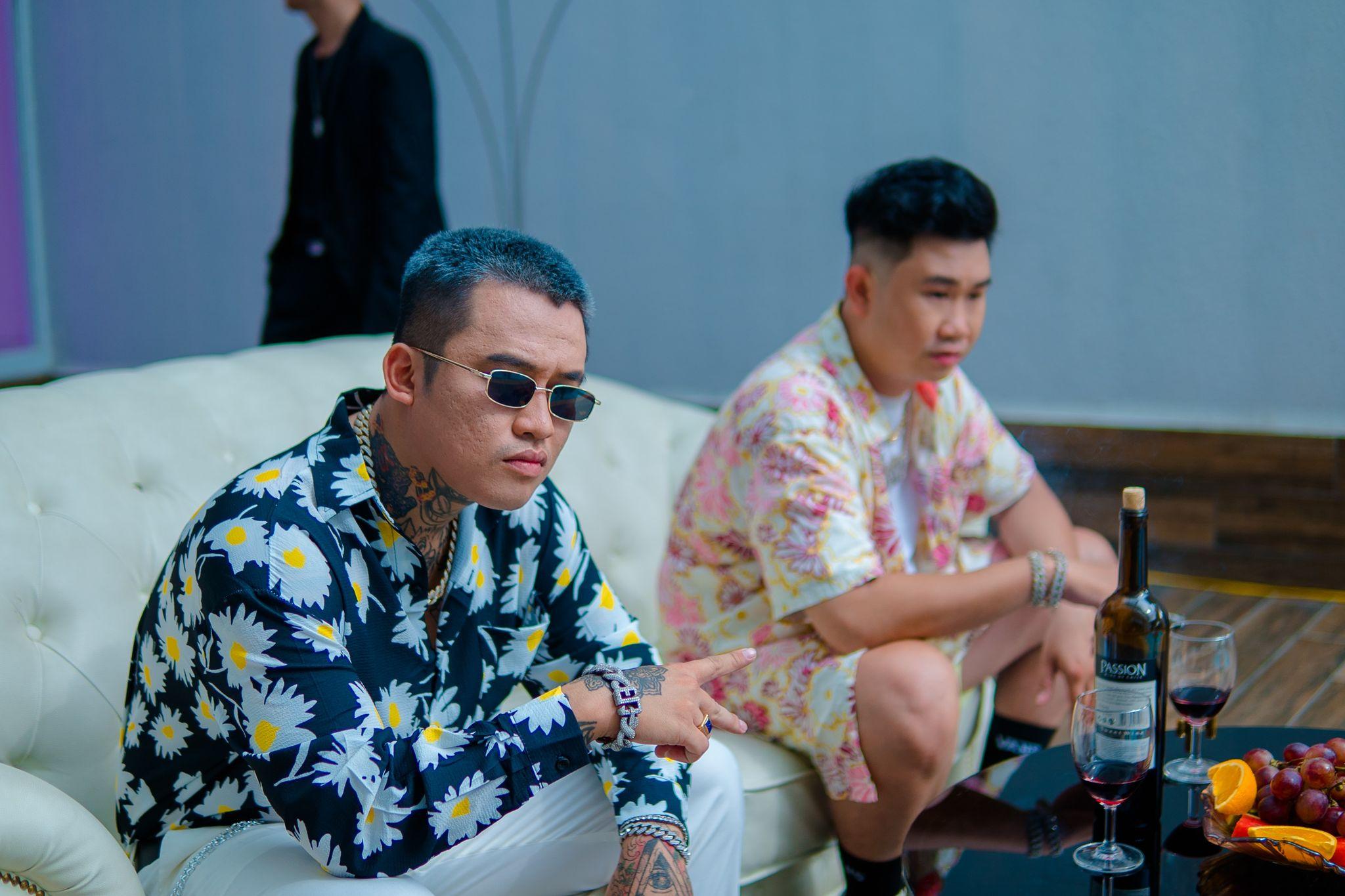 """Tiếp nối """"Sầu Hồng Gai"""", Jombie & TKAN cho ra mắt teaser """"Hồng Tàn"""""""