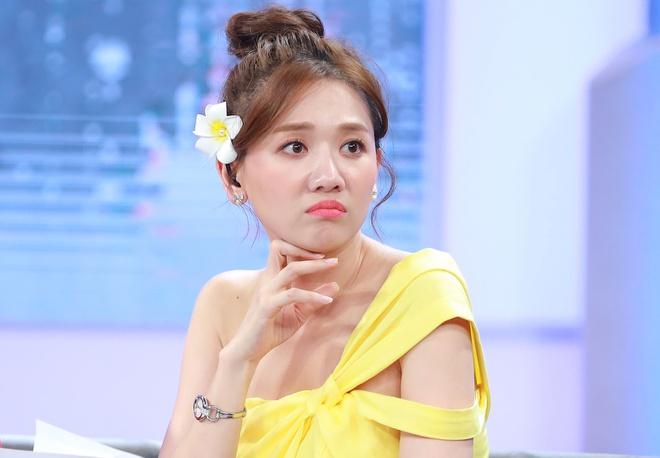 Trấn Thành cạn lời với Hari Won khi gọi clip Kim Lý cầu hôn Hà Hồ là cầu hồn