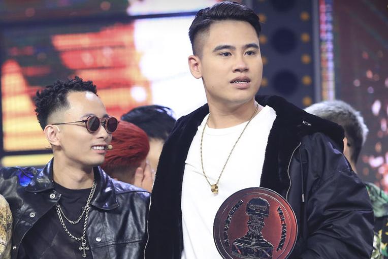G.Ducky chính thức lên tiếng xin lỗi Dế Choắt và khán giả Rap Việt